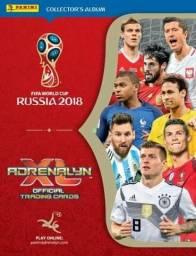 Cards Adrenalyn Russia especiais