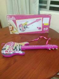 Guitarra Da Barbie 50 reais