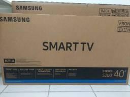 "Smart TV Samsung ""40"" Caixa Lacrada"