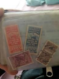 Selos de cartas antigos