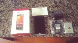 Vendo 01 celular lg Leon novo