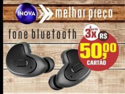 Fone Bluetooth duplo
