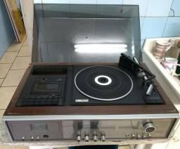 Rádio três em um. vinil Philips AH902