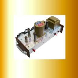 Amplificador Valvulado Ultra Linear El84 Restaurador Gaúcho