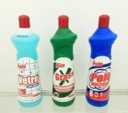 Produtos de limpeza MR. POLO