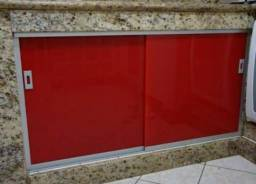Promoções de vidro blindex