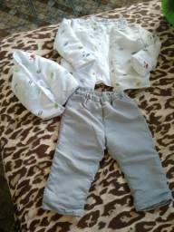Conjunto bebê masculino G