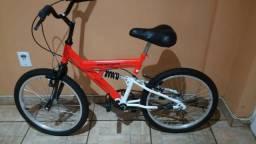 Bicicleta Verden- Aro 20 - Cor Laranja