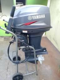 Motor de popa 40 Hp Yamaha - 2012