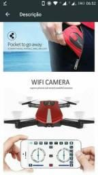 Mini Drone com câmera