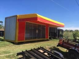 Lulla carretas e food trailers Manilha