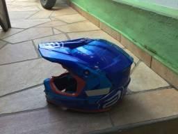 Vendo capacete ASW e colete IMS integrado