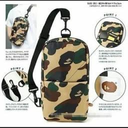 Shoulder bag bape