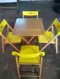 Mesa / Cadeiras SKOL