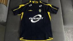 Raridade  Camisa Da Seleção Da Suécia Da Umbro - Importada 8762d0735bc48