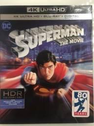 Bluray 4k Superman The Movie Hdr Com Luva