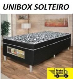 Entregamos No Mesmo Dia Linda Cama Box Solteiro Nova Apenas 299,00