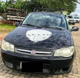 Leilão de um veículo Fiat Palio, Fire Economy, ano/mod 2011/2012 - 2012