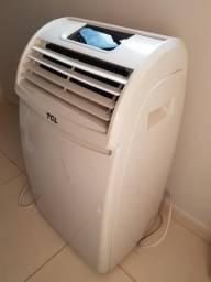 Ar Condicionado 110v TCL Portátil 12.000 btu's quente/frio