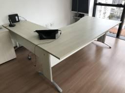 Mesa de Escritório Usada (tamanho grande) - ref.01