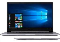 Notebook Gamer Asus Vivobook i5 1TB 8GB GeForce 930MX 2GB Tela Nano Edge W10 NOVO