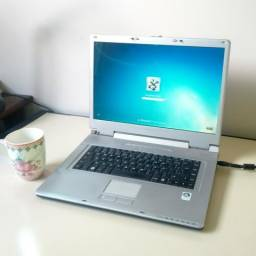 Notebook Grande Itautec W7645, 15.4 Polegadas Processador Intel Pentium (Usado)