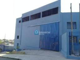 Pavilhão à venda, 260 m² por r$ 480.000 - bom sucesso - gravataí/rs