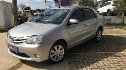 TOYOTA ETIOS SD XLS15 AT - 2017