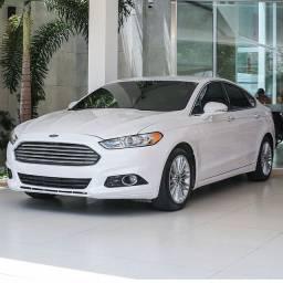 Ford fusion 2.0 titanium fwd 16v gasolina automático 16/16 (blindado )