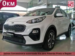 Kia Sportage LX 2.0 Automática 2020
