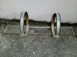 Suporte para cilindro GNV