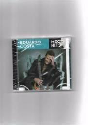 Cd eduardo costa mega hits (novo lacrado)