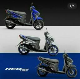 Yamaha Neo 125 2020/2021