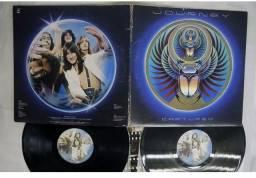 Journey - Captured - LP Vinil - Duplo - Importado - Japão