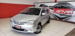 Etios X Sedan 1.5 Flex 2016/2017 Com Rodas - 2017