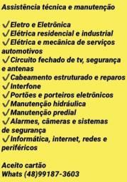 Técnico/eletricista