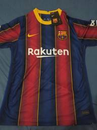 Camisa do Barcelona 2020/2021
