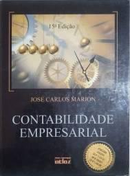 Livro Contabilidade Empresarial - José Carlos Marion