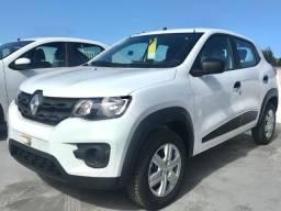 Renault Kwid Zen 1.0 2021 com Entrada de 3x de R$ 1.500,00 + 60x de R$ 959,00