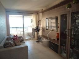 Apartamento com 2 dormitórios à venda, 63 m² por R$ 460.000 - Praia do Futuro - Fortaleza/