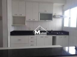 Apartamento com 2 dormitórios para alugar, 48 m² por R$ 1.100,00/mês - Vila Palmares - San