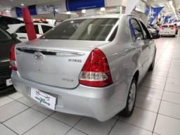 Toyota etios sedan 2014 1.5 xls sedan 16v flex 4p manual