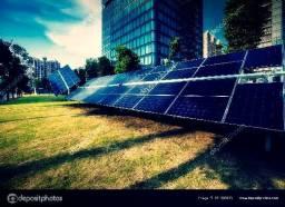 Gerador de energia Solar Fotovoltaica Economize mais Energia