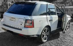Sucata Range Rover Sport 3.0 Se 2011 Diesel Retirar Peças