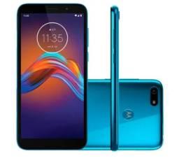 Smartphone Motorola XT2029 Moto E6 Play 32gb Azul