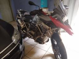 Vendo moto BMW GS adventure R1200 ano 14/14