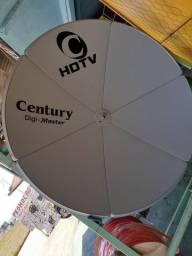 Antena parabólica digital master century 1.5mt