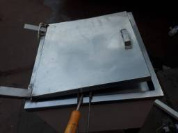 Fritadeira elétrica água e óleo Multifritas, 20L usada