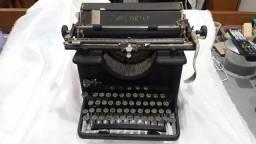 Máquina de Escrever Remington Modelo 16 - Antiguidade