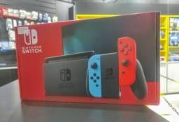 Console Nintendo Switch Novo